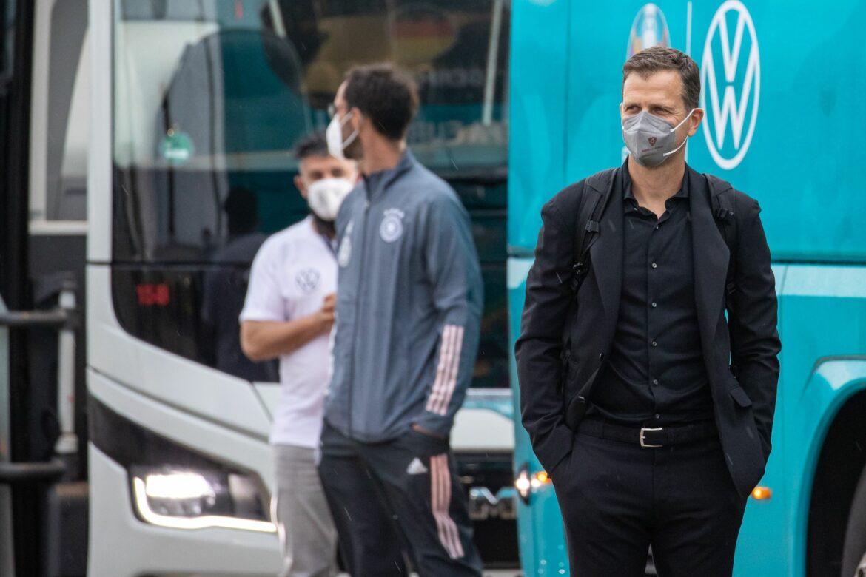 DFB-Direktor Bierhoff «zuversichtlich» für EM