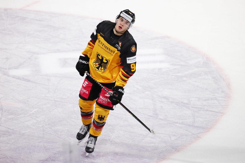 Peterka wechselt von München zu NHL-Team nach Buffalo