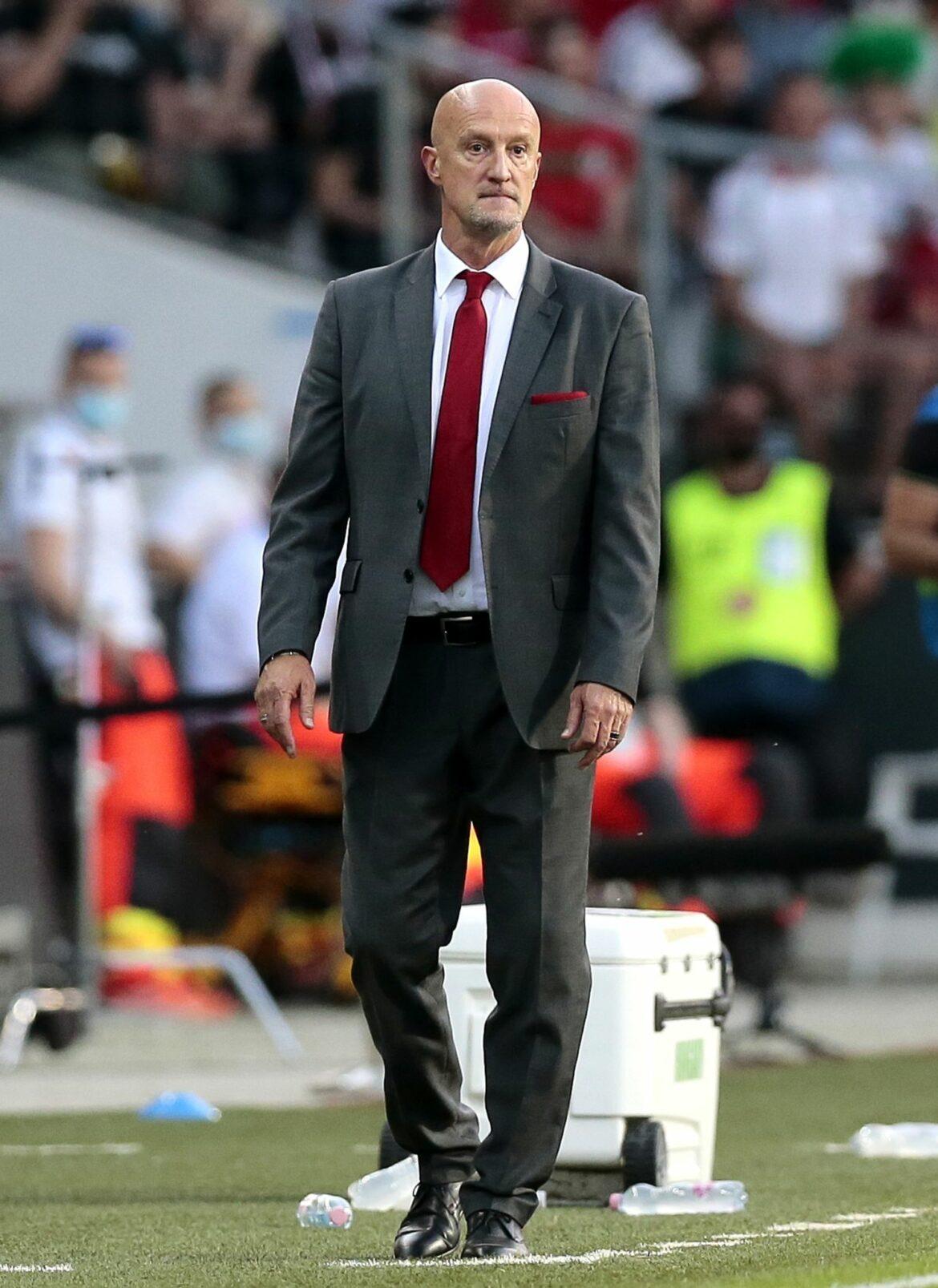 Ungarn-Coach Rossi sieht Torwart Gulacsi auf Neuers Niveau