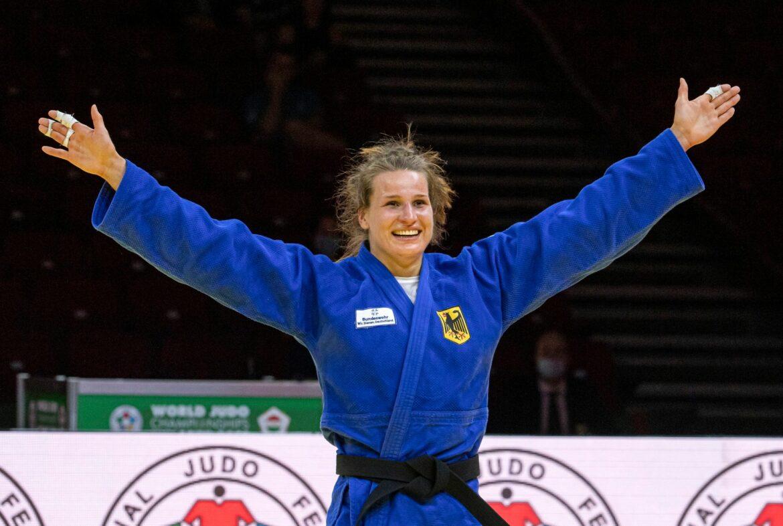 Judoka Anna-Maria Wagner neue Weltmeisterin