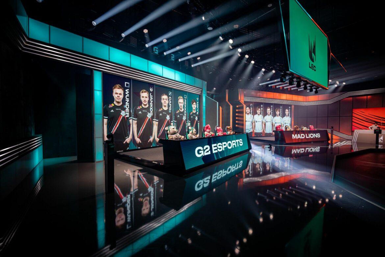 G2 Esports besiegt Titelverteidiger MAD Lions in LEC-Auftakt