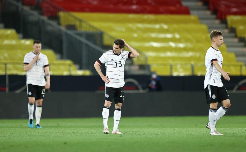 Verletzter Hofmann bleibt beim DFB-Team