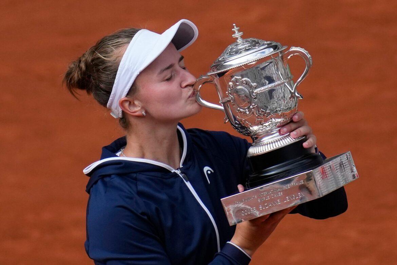 Tschechin Barbora Krejcikova gewinnt French Open in Paris