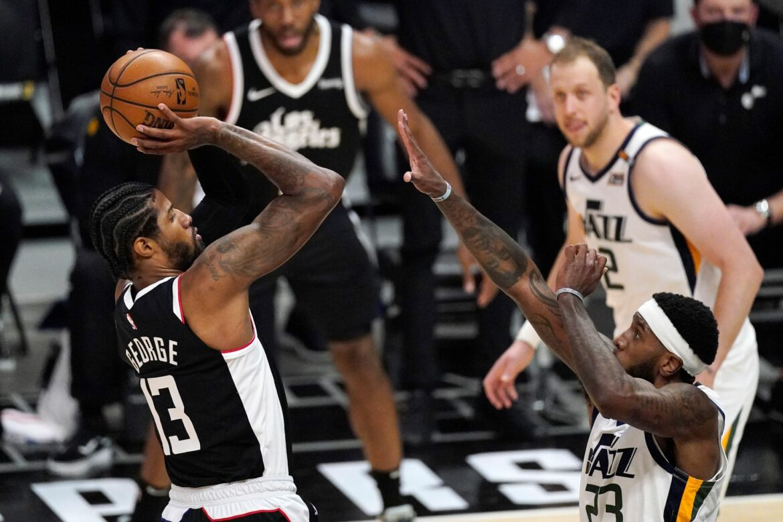 Clippers verkürzen in Playoff-Serie gegen Utah Jazz