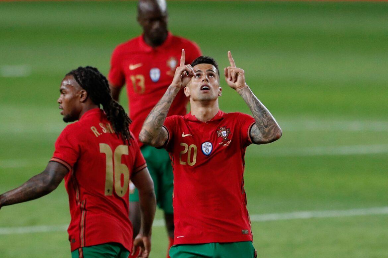 Portugals João Cancelo positiv auf Corona getestet