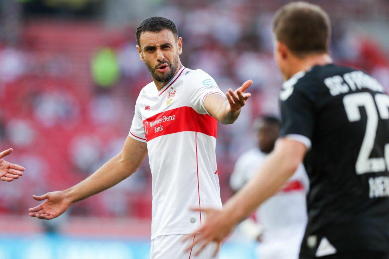 VfB Stuttgart setzt weiter auf Stürmer Al Ghaddioui