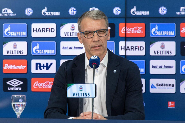 Schalke- und Dynamo-Versammlungen abgebrochen