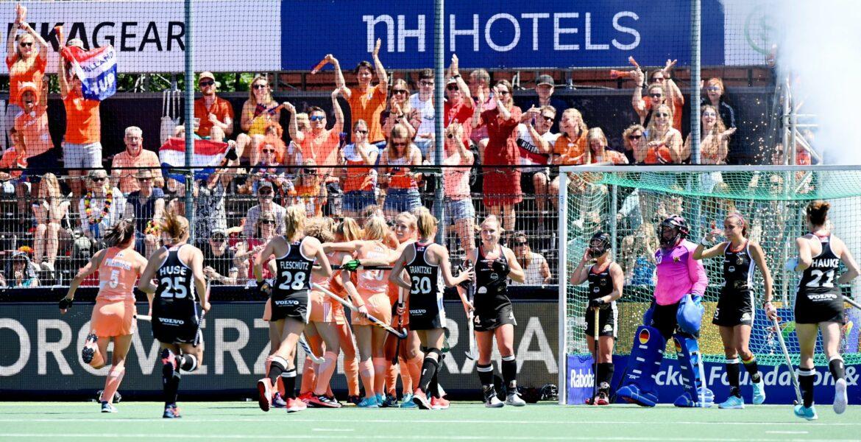 «Dicht dran»: Hockey-Damen verlieren Finale gegen Oranje