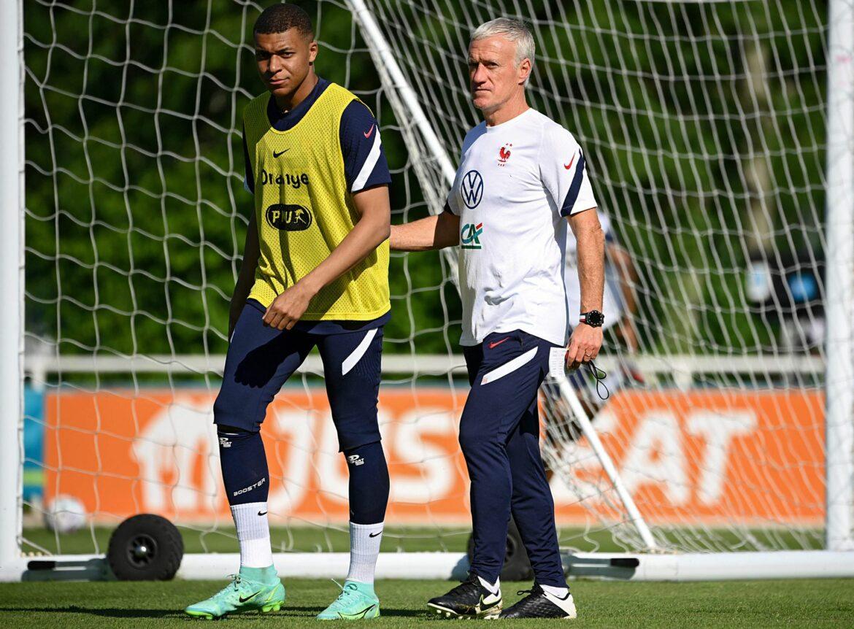 Mbappé bestätigt Disput mit Giroud:«Kleine Mikro-Episode»