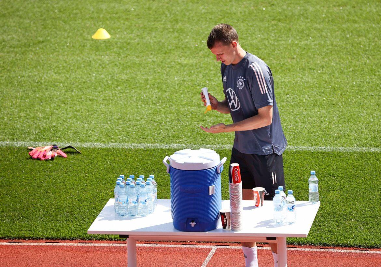 DFB-Spieler ärgern sich über UEFA-Regel