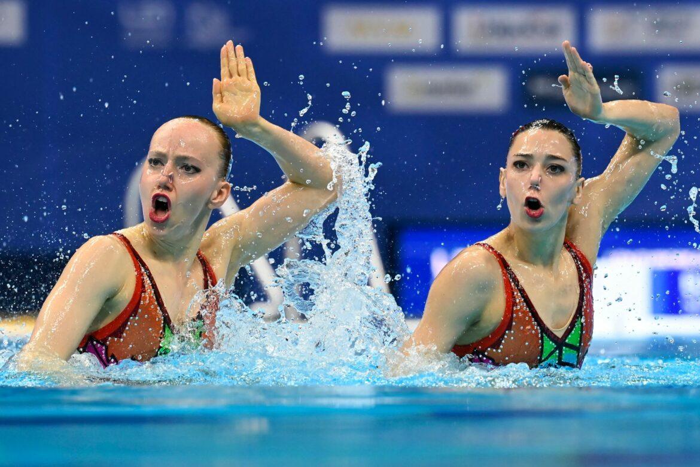 Deutsches Synchronschwimm-Duett verpasst Olympia-Teilnahme