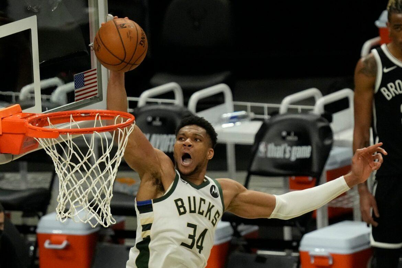 Bucks gleichen aus zum 2:2 – Serie gegen Nets wieder offen