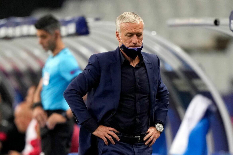 Deschamps entspannt wegen Disput zwischen Mbappé und Giroud