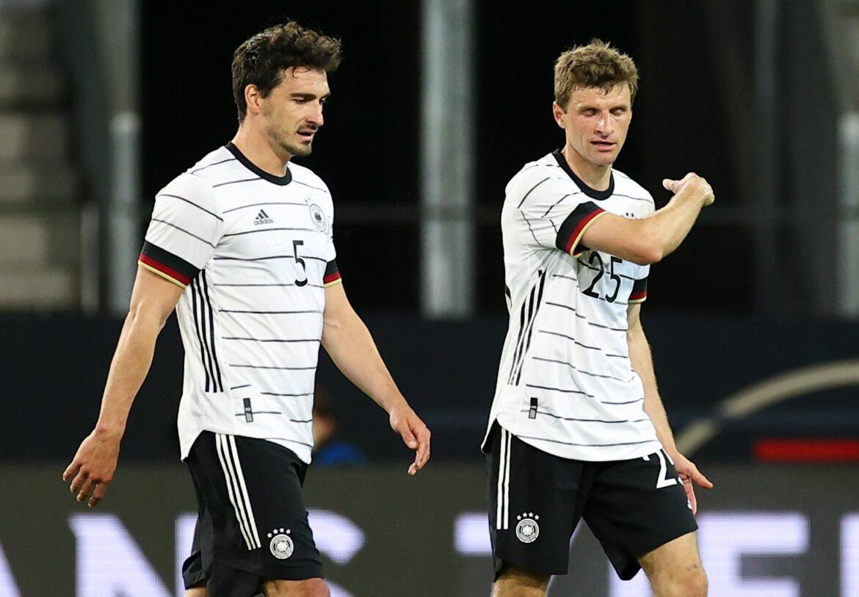 Löws Fall für Zwei: «Spielertrainer» Müller und Hummels