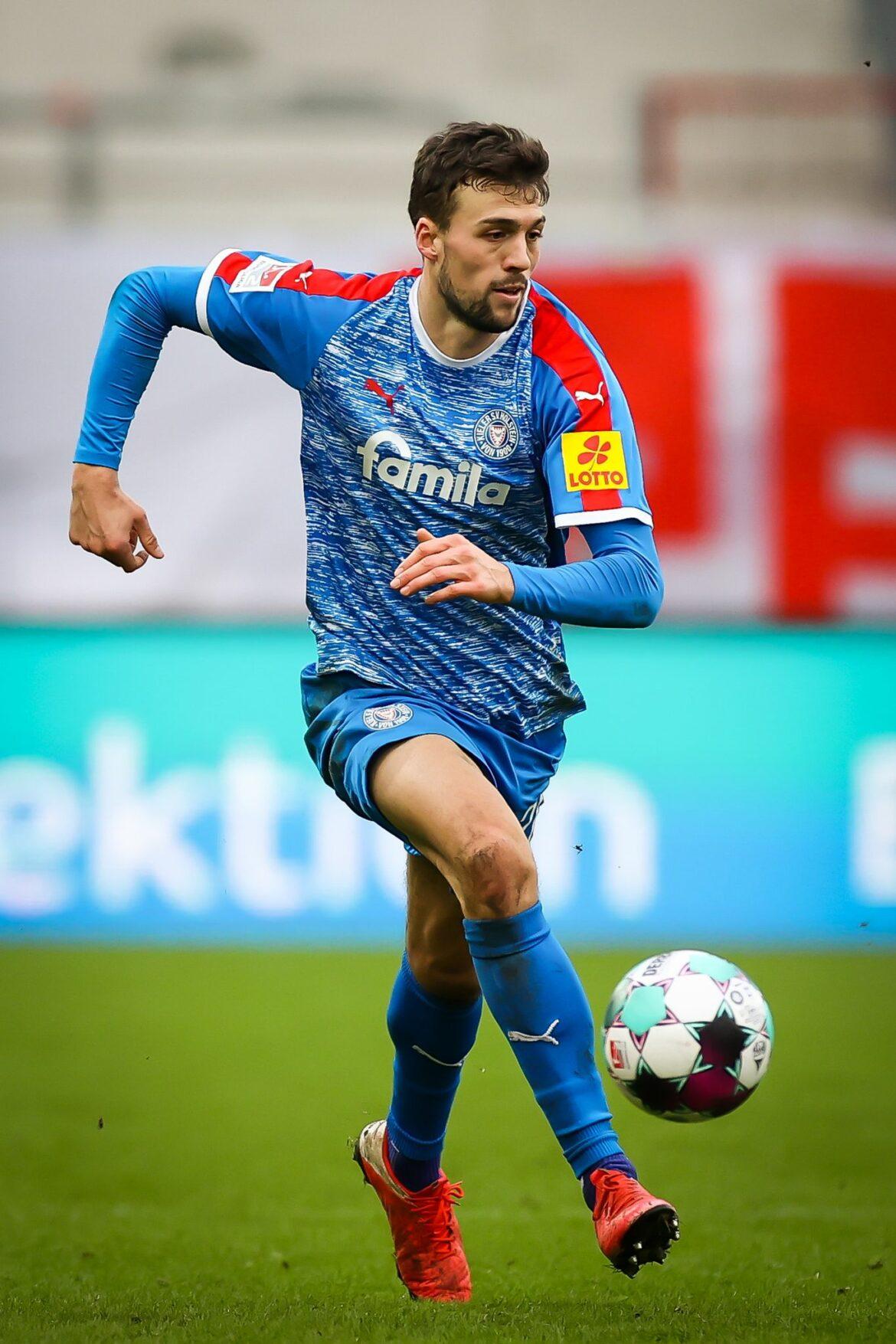 Hamburger SV holt Kieler Meffert