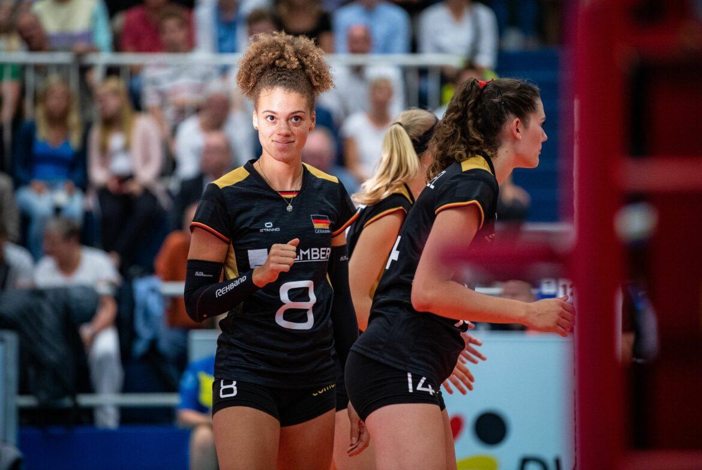 Deutsche Volleyballerinnen überraschen gegen Polen