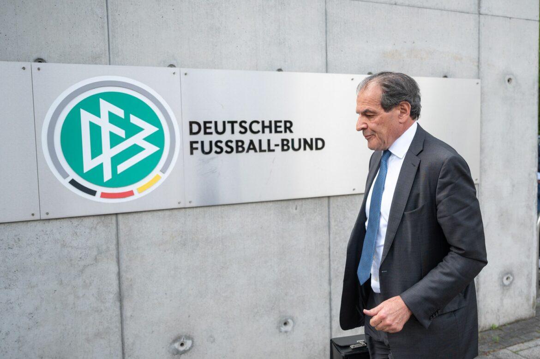 Chef der DFB-Ethikkommission erwartet Bestätigung im Amt