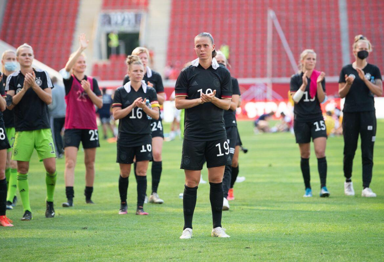 Bescheidener Auftritt: DFB-Frauen nur 0:0 gegen Chile