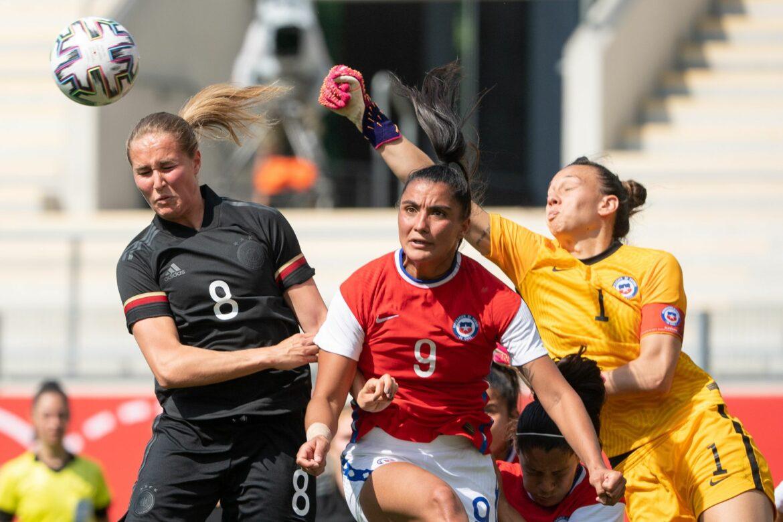 Problem Chancenverwertung: DFB-Frauen treffen nicht mehr