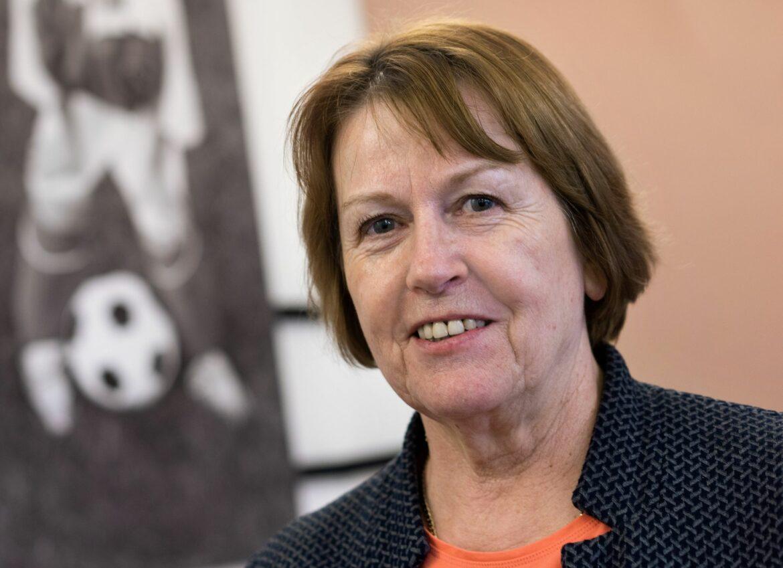 DFB-Vize Hannelore Ratzeburg: «Bin schon hart im Nehmen»