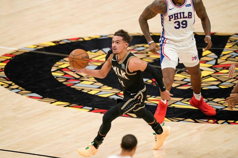 Hawks gewinnen gegen 76ers und machen Playoff-Serie spannend