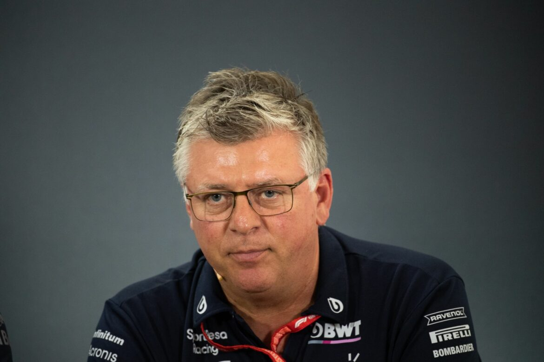 Aston-Martin-Teamchef Szafnauer: WM in fünf Jahren das Ziel