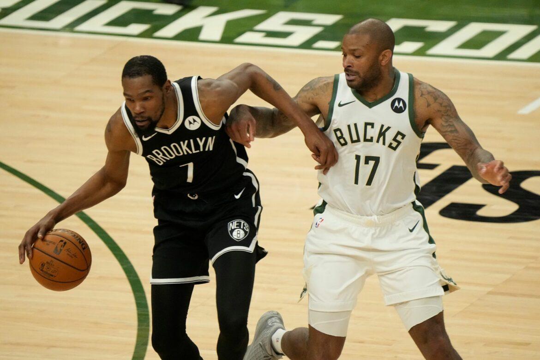 Durant schreibt Playoff-Geschichte – Nets in Führung