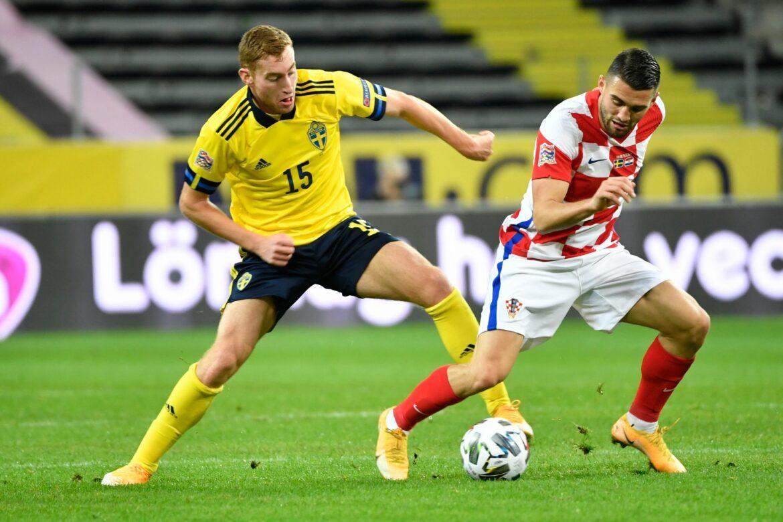 Schwedens Kulusevski nach Corona-Pause zurück