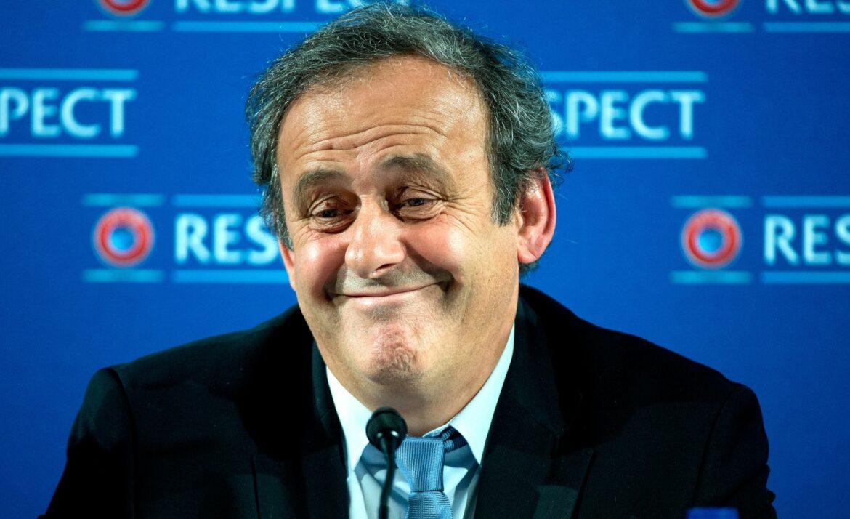 Platini vor Rückkehr in den organisierten Fußball