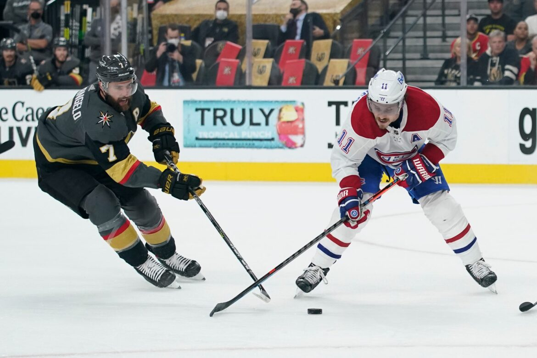 Montreal gleicht Playoff-Serie gegen Vegas aus