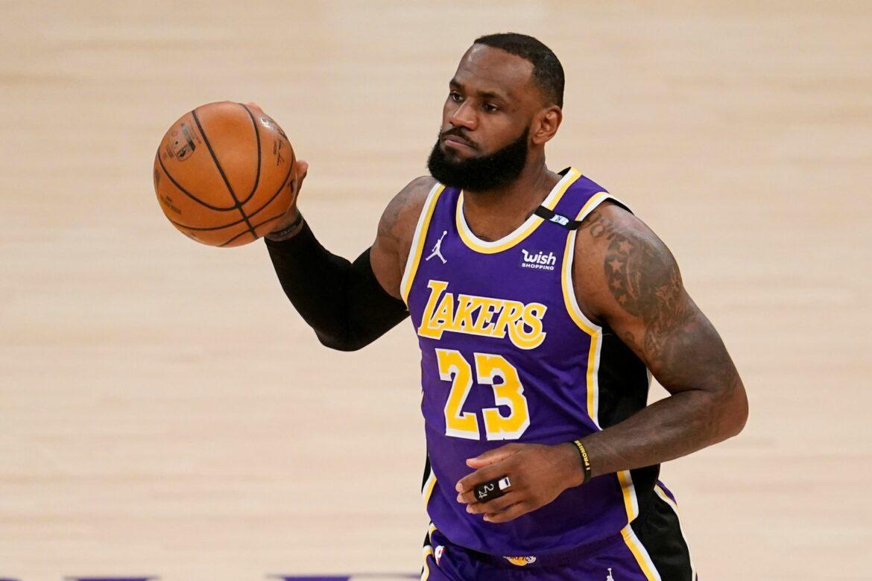 Zu viele verletzte Profis:LeBron James kritisiert NBA