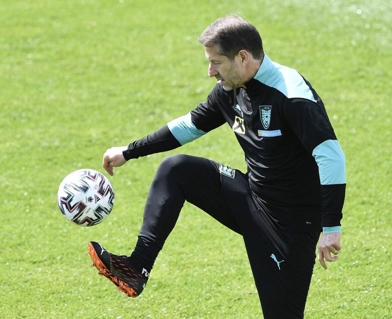 ÖFB-Coach Foda: «In Österreich oft nur Schwarz oder Weiß»
