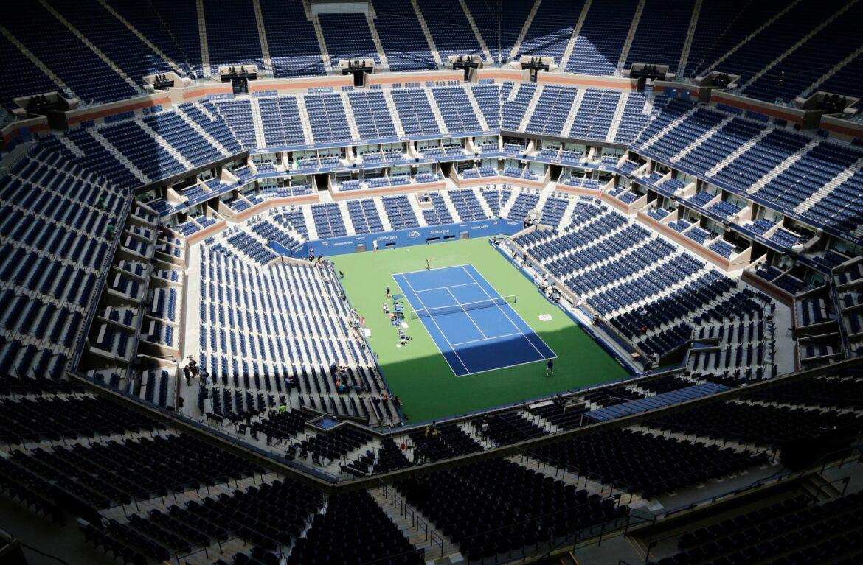 US Open wieder vor vollen Zuschauerrängen