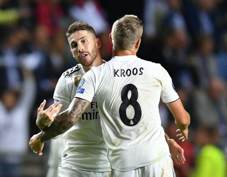 Kroos-Huldigung an Ramos: «Bester! Verteidiger! Jemals!»
