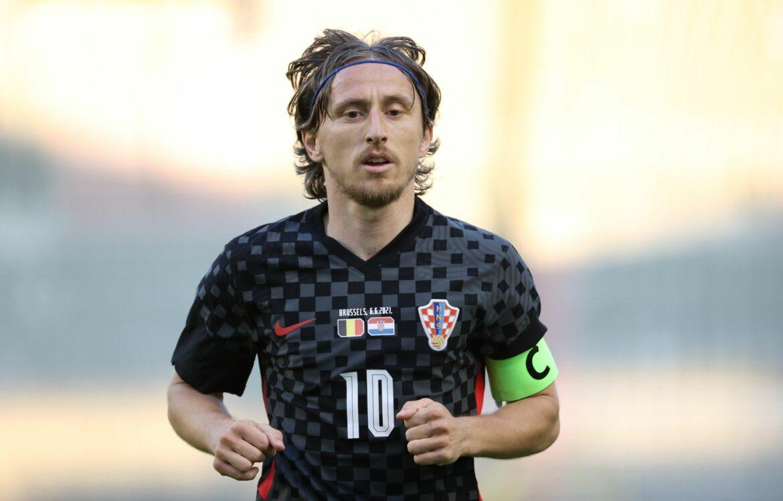 Kroatien und der ewige Luka Modric