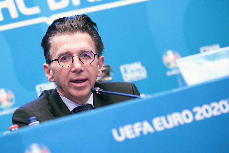 UEFA-Turnierdirektor:Nach Eriksen-Drama gut gehandelt