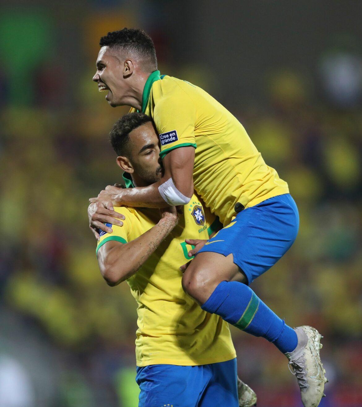 Cunha und Paulinho für Olympia-Team nominiert