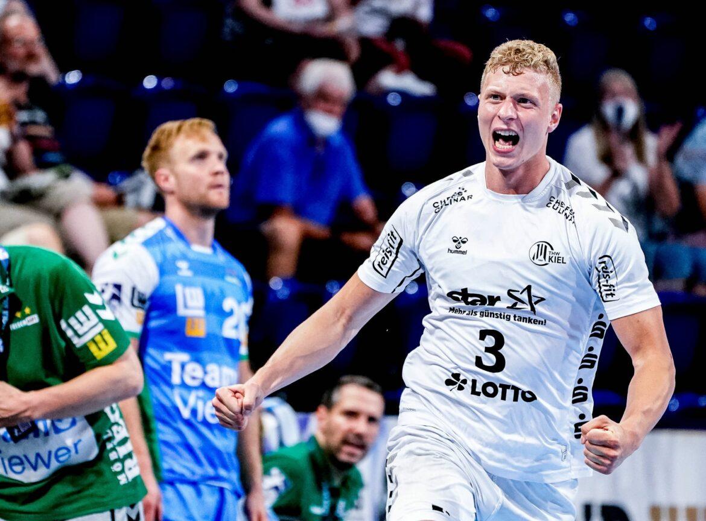 Nächste Wende in der Handball-Bundesliga: Kiel wieder vorn