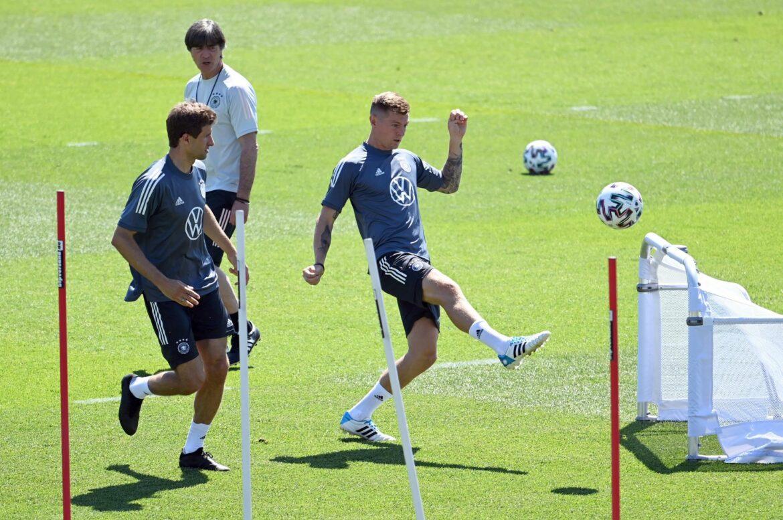 Müller und Kroos am Kaiser vorbei – Ronaldo torlos