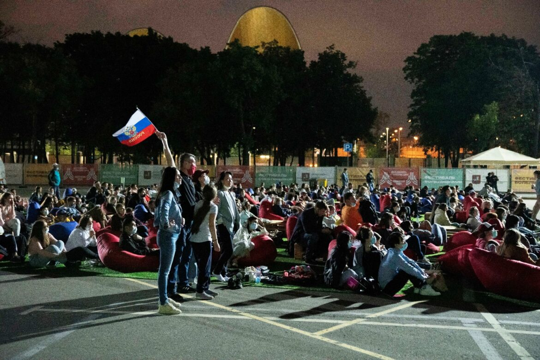 Steigende Corona-Zahlen:Fanzone in Moskau wird geschlossen