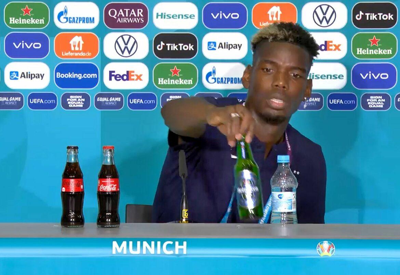 Debatte um EM-Getränke – Ronaldo und einAktienkurs-Rutsch?