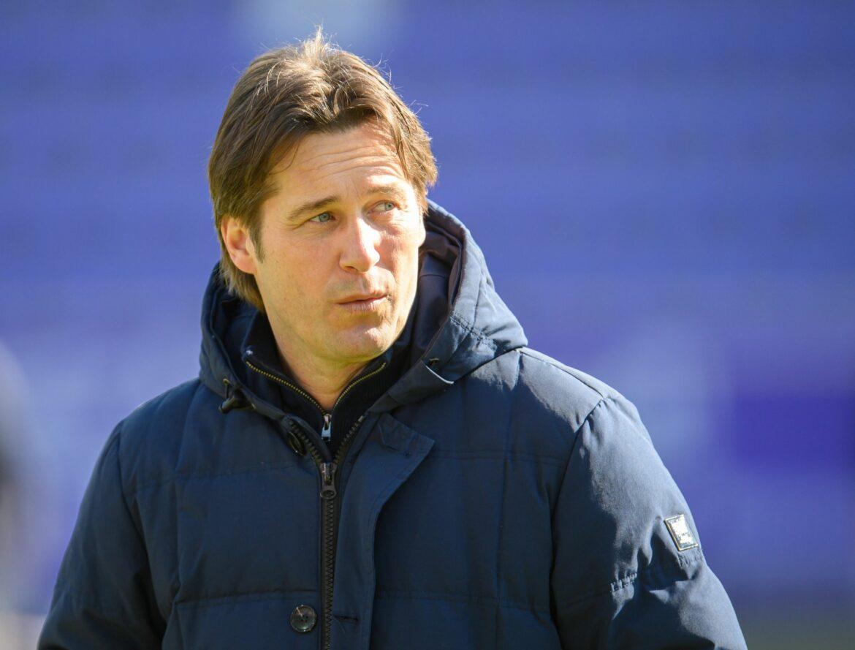 Hannover holtSportdirektor Mann – Zuber freigestellt