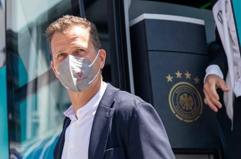 Bierhoff: EM-Abschneiden ohne Bedeutung für eigenen Job