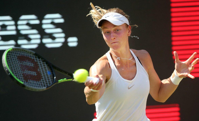 Tennis-Qualifikantin Samsonowa überrascht in Berlin