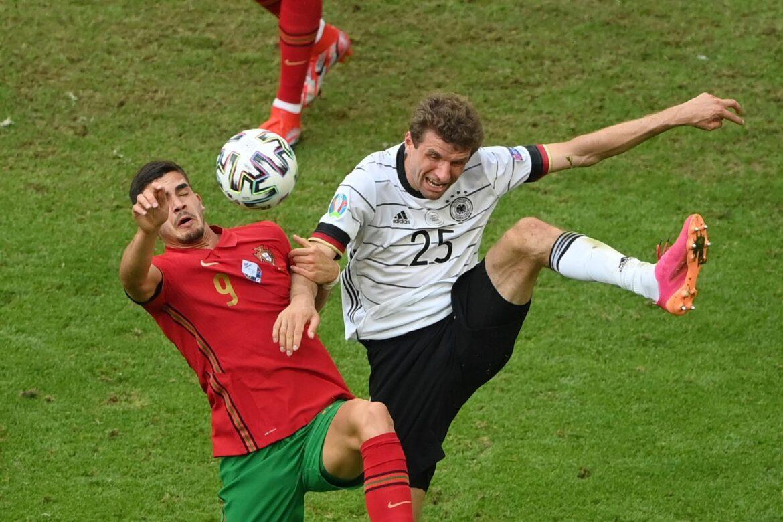 Stimmen zum EM-Spiel Deutschland gegen Portugal