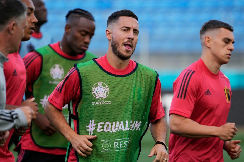 Belgien-Coach lobt Hazard: «Eden ist wieder Eden»