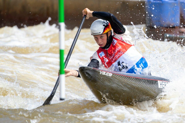 Herzog gewinnt Kanuslalom-Weltcup – Tasiadis Zweiter