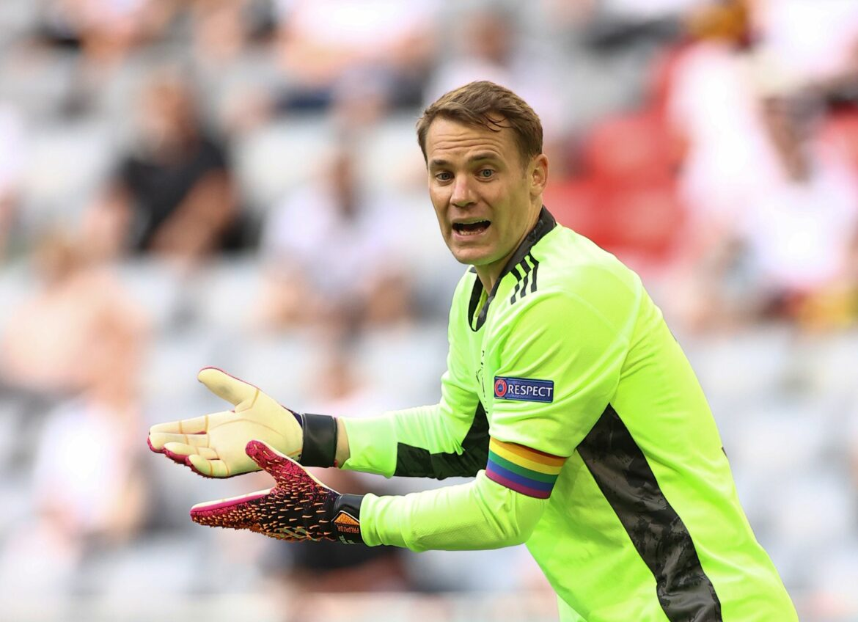 UEFA prüfte Neuers Regenbogen-Kapitänsbinde: «Good cause»
