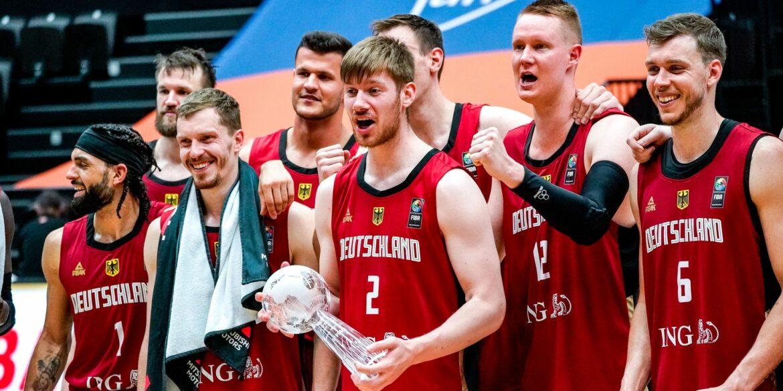 Basketballer gehen an die Feinabstimmung – Schröder kommt