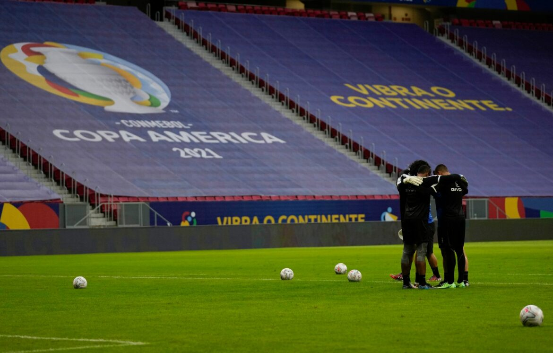 Bisher 140 Corona-Fälle bei Copa América
